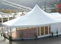 Moving Tent best party tent Curve Tent