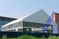 高棈密工业帐篷 精密的仓储篷房,80x500m 2