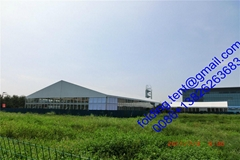 Military A Tent 25x60m New listing Event Tent Warehouse Tent