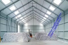 中国   铝合金帐篷30x40m,多拱形篷房
