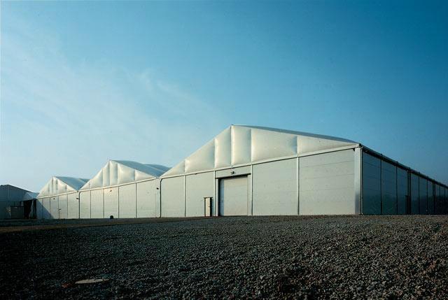 同奔馳一樣品質的體育賽事帳篷,尖頂篷房,倉儲篷房 3