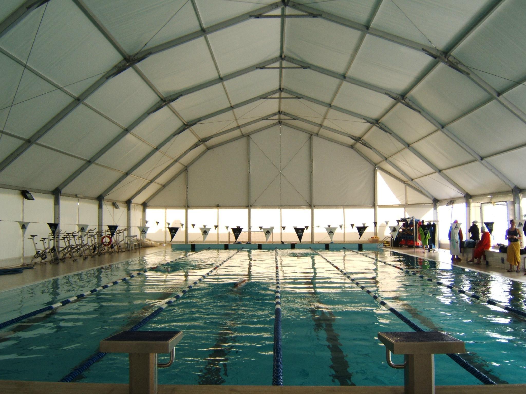 同奔驰一样品质的体育赛事帐篷  尖顶篷房 仓储篷房,医院专用 4