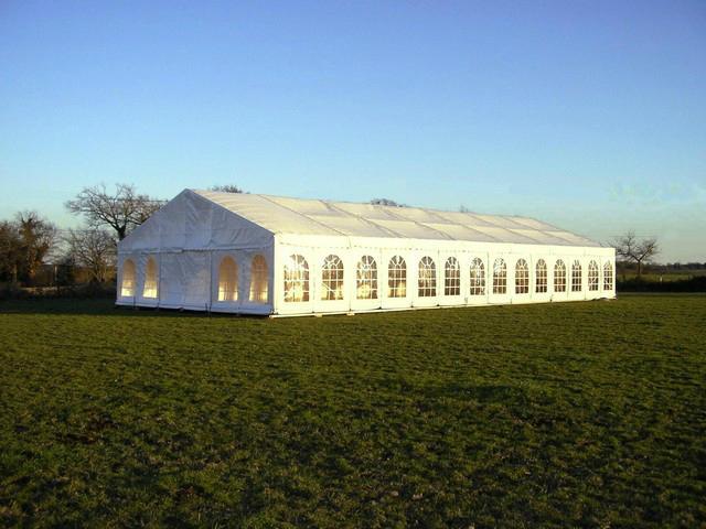 同奔馳一樣品質的體育賽事帳篷,尖頂篷房,倉儲篷房 1