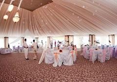 高级展览帐篷 30x50m   帐篷