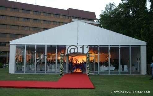 供應大型活動帳篷 篷房出售 展覽帳篷 2
