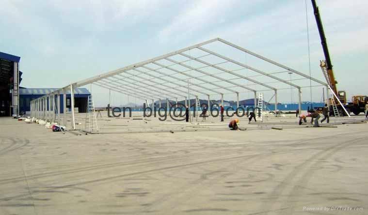 供应大型活动帐篷,铝合结构展览帐篷, 1