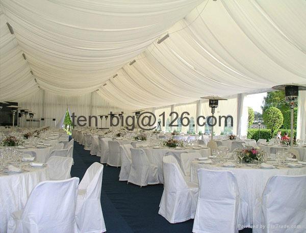 供应铝合结构展览帐篷,多边形篷房,大型活动帐篷  1