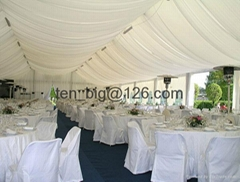 供應鋁合結構展覽帳篷,多邊形篷房,大型活動帳篷
