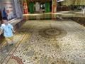 至尊优质天然蚕丝波斯地毯12x