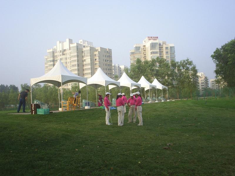 生產體育賽事帳篷 尖頂篷房High Peak Tent 倉儲篷房 3