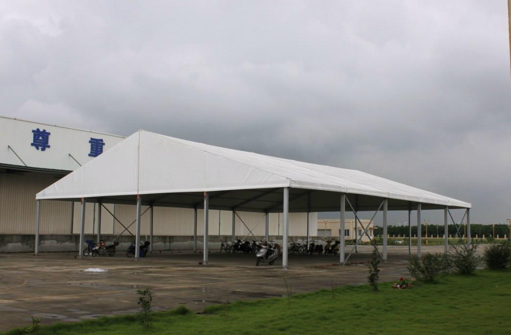 TFS Curve Tent 50x150m Easy Big Tent 2