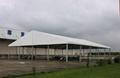 供應鋁合金彎柱篷房 50x150m 大型篷房 移動蓬房 2