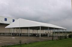 帐篷 移动蓬房 弯柱篷房 大型篷房