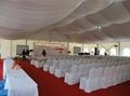 TFS Curve Tent 50x150m Easy Big Tent 1