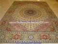 波斯地毯-财富的象征,天上人间