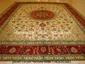 手工真丝艺术地毯 波斯地毯 8