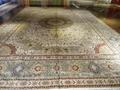 二塊旺福旺財的傳世藝朮挂毯,手工地毯,只有老闆可擁有. 2
