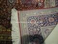 手工真絲波斯挂毯 古典地毯9x