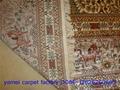 中國   蠶絲手工地毯製造商 2