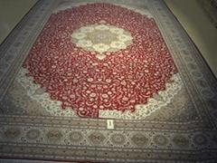 12x18英尺尺寸中国最好的手工波斯地毯