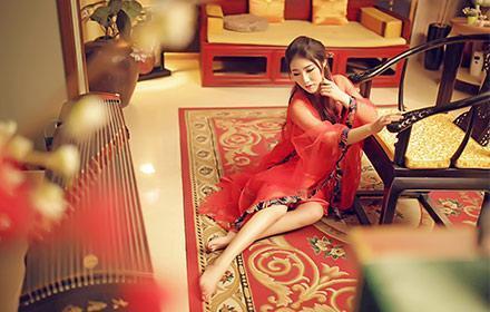 廣交會世界名毯-亞美金絲挂毯 4x6ft 天然植物染色絲綢祈禱毯子 2