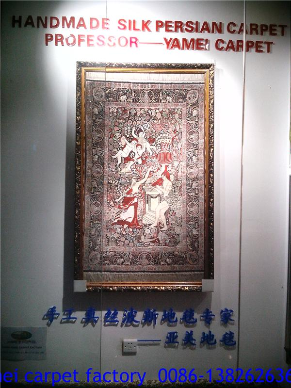 High quality art tapestry collection (Fairy vies for beauty) is with the world 1