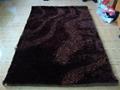 亚美生产长毛冰丝地毯 10