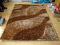 亚美生产长毛冰丝地毯 12