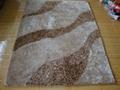 亚美生产长毛冰丝地毯 15
