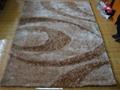 亚美生产长毛冰丝地毯 19
