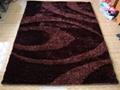 亚美生产长毛冰丝地毯 20