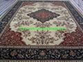 专业生产手工地毯,订制丝高级毛
