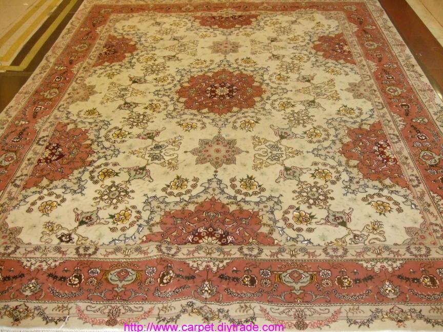 承接高级挂毯订单 生产手工毛合织地毯及挂毯 2