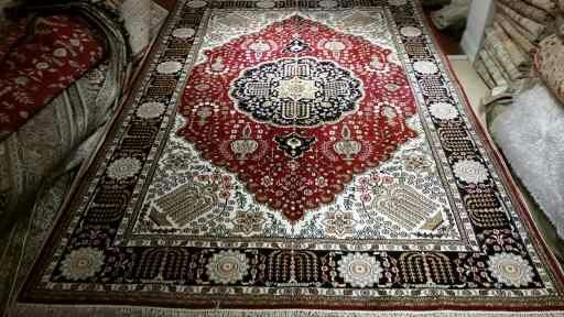 廣州環市中路303號亞美批發手工真絲波斯地毯 3