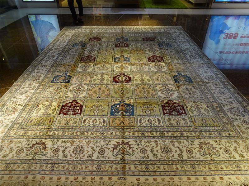 迎2019年中国新年,手工地毯优惠500美元 4
