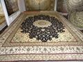 與奔馳同級的手工真絲地毯 波斯