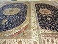 与奔驰同级的手工真丝地毯 波斯地毯-亚美地毯厂生产 3