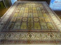 波斯富贵臣型手工优质波斯地毯,创造历史 !