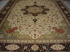 Let the world love Persian Splendor carpet