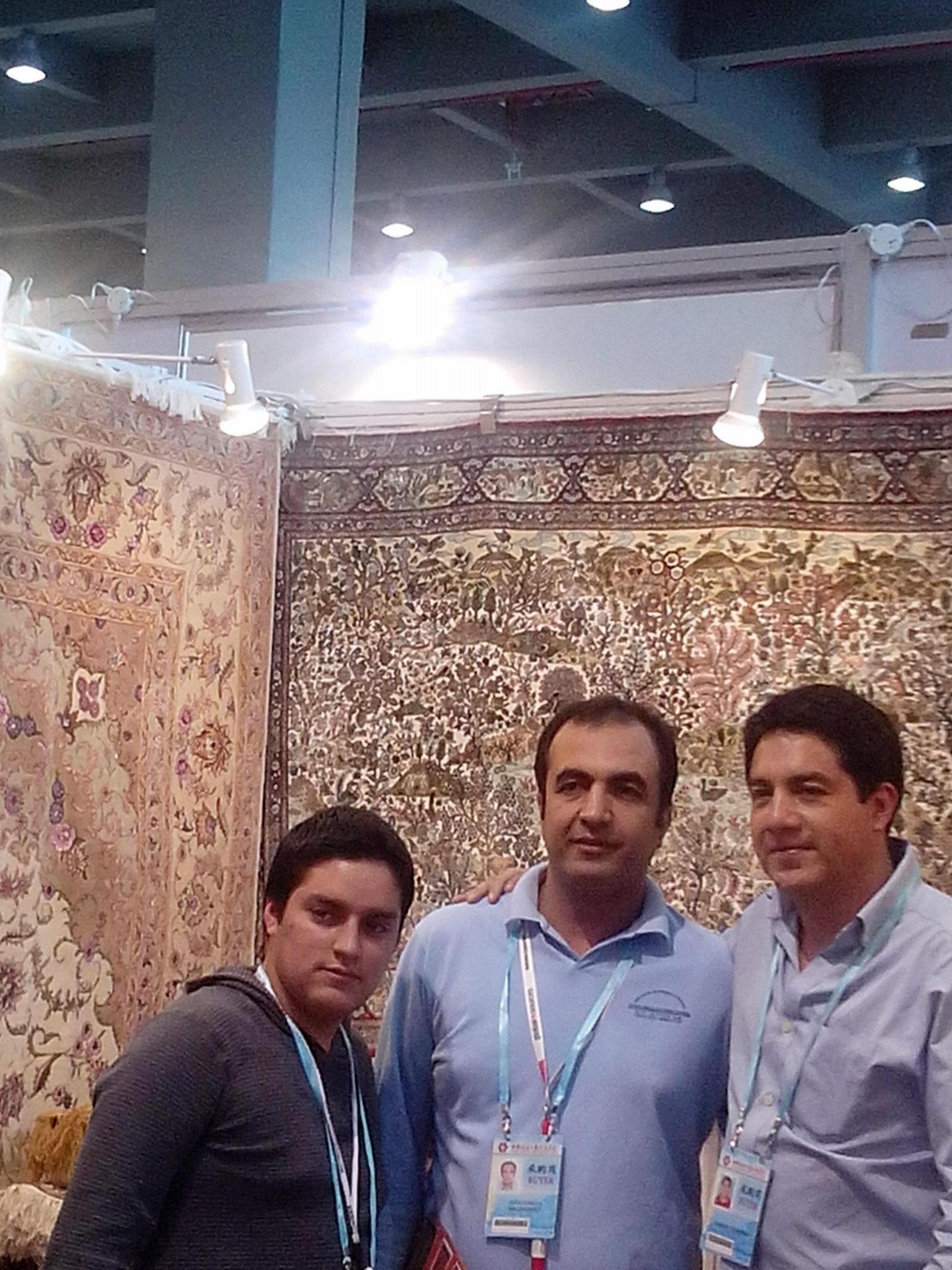 让世界爱上波斯富贵地毯 2