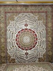 爱女人,爱手工地毯才真是真正的富豪男人