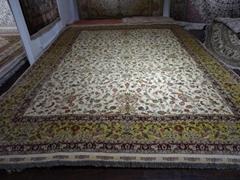 Persian Splendor Carpet Re-won the World Carpet Quality Gold Award in 2019 (Hot Product - 1*)