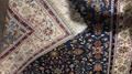 Exquisite Nature Silk Hand Manual Living Room Bedroom Decorative Persian Art rug 2
