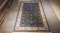 Exquisite Nature Silk Hand Manual Living Room Bedroom Decorative Persian Art rug 3