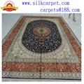 雅美工厂生产手工波斯地毯/地毯