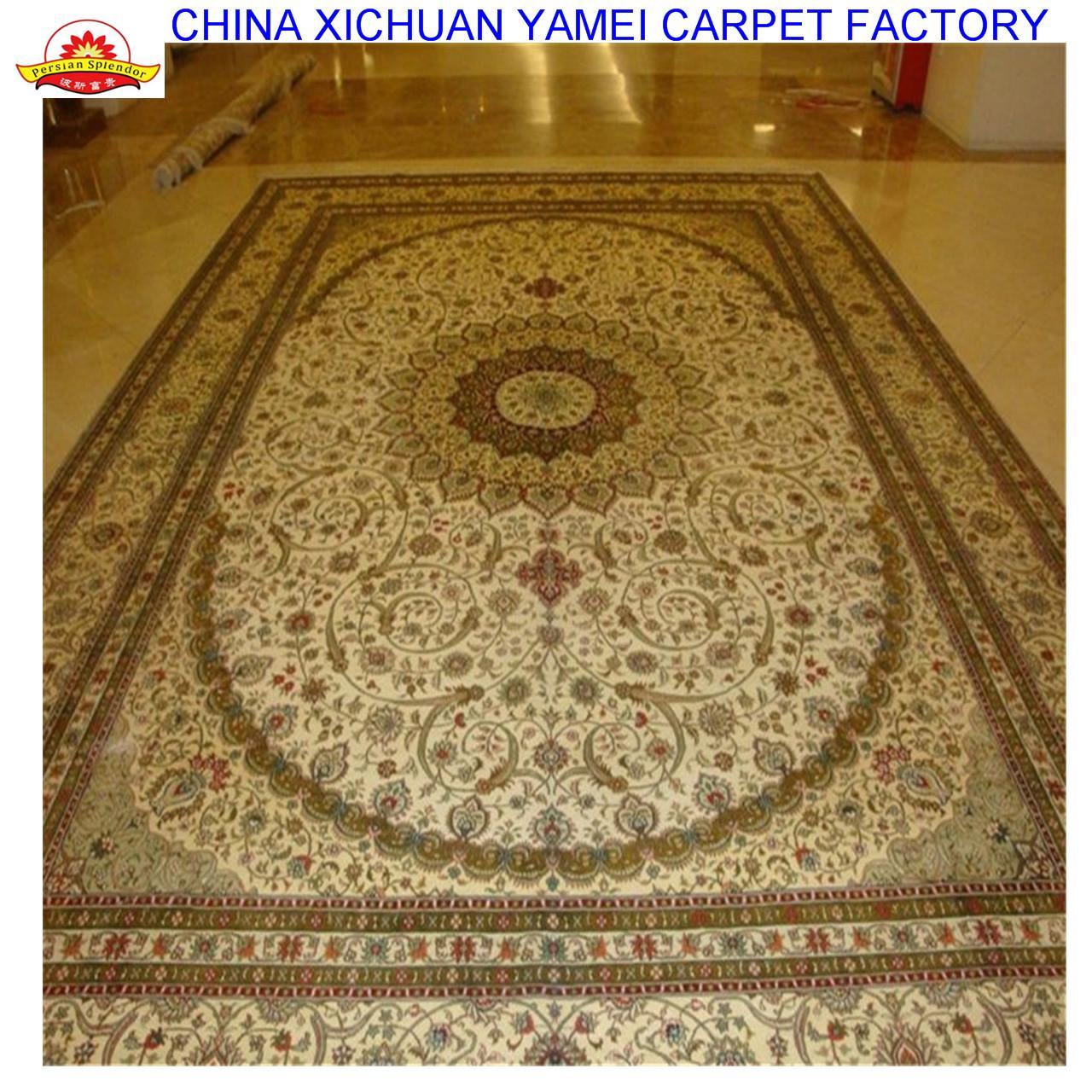 优质手工丝毯是亚美生产13826288657 2