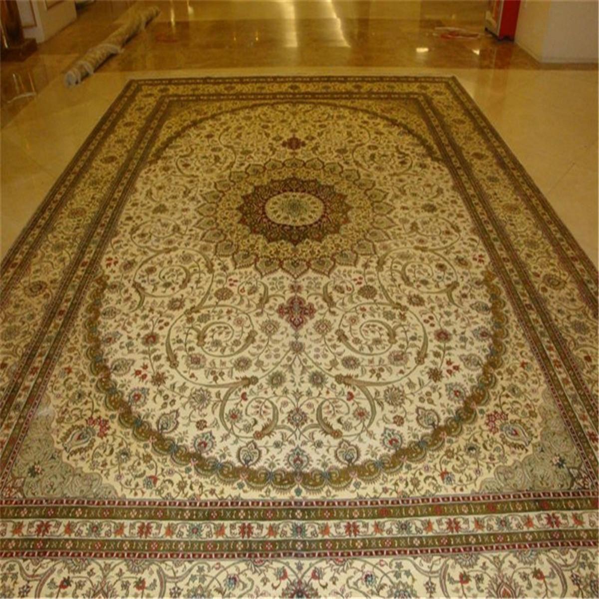 优质手工丝毯是亚美生产13826288657 3