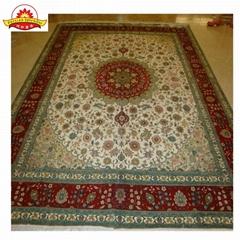 亞美地毯廠特供手工波斯地毯
