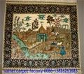 波斯富贵供应手工真艺术挂毯 波斯地毯  3
