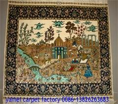 波斯富贵供应手工艺术挂毯